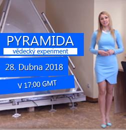 PYRAMIDA - vědecký experiment
