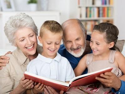 Rodinné tradice asíla rodu