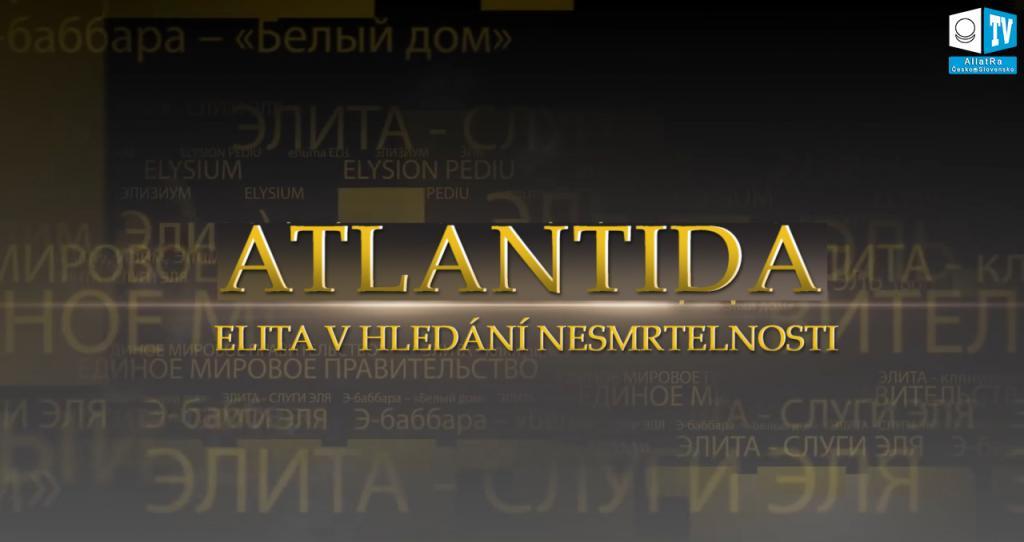ATLANTIDA – země bohů, Ostrovy blažených, Tilmun, Avallon, Elysium. Část 1.