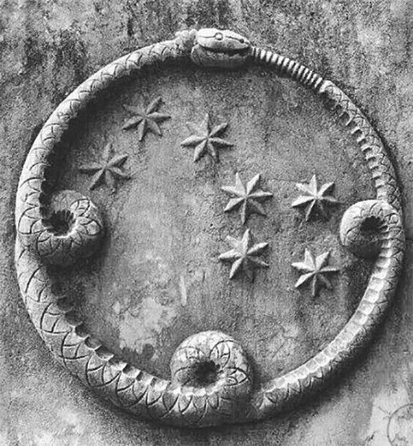 UROBOROS: tajemství mystického hada