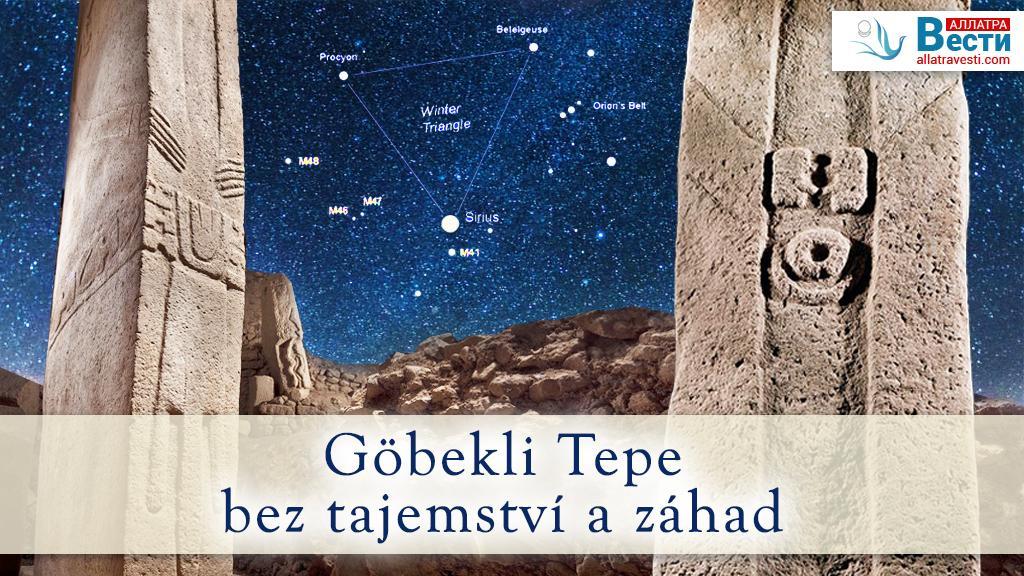 Göbekli Tepe bez tajemství a záhad