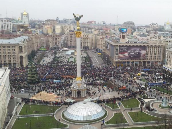 Proroctví o Euromajdaně