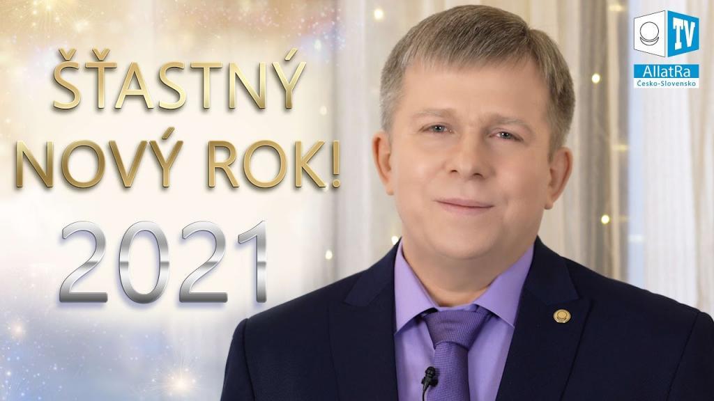 Novoroční pozdrav Igora Michajloviče Danilova | Nový Rok 2021