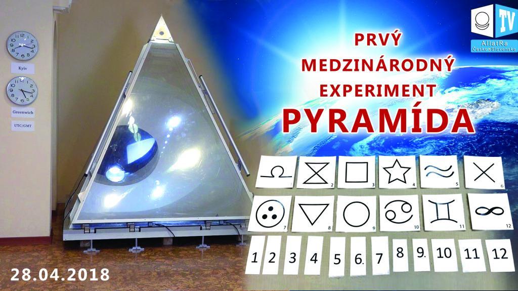Prvý medzinárodný experiment Pyramída