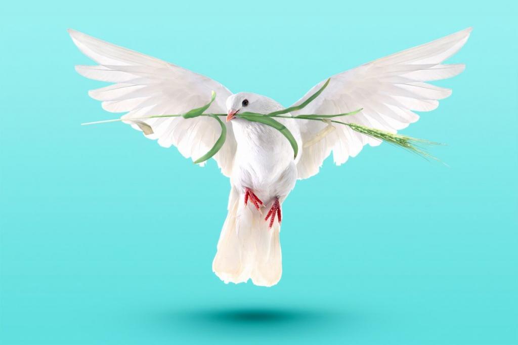 """Ptáci a kámen: """"Vidět nevidí. Ale slovo jim bylo dáno. A slyšet slyšely, ale nevěří."""