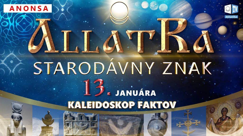Starodávny znak AllatRa | Kaleidoskop Faktov 6