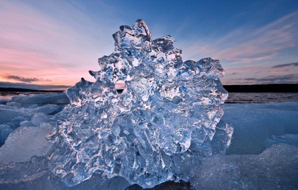 Legenda o ledové kře