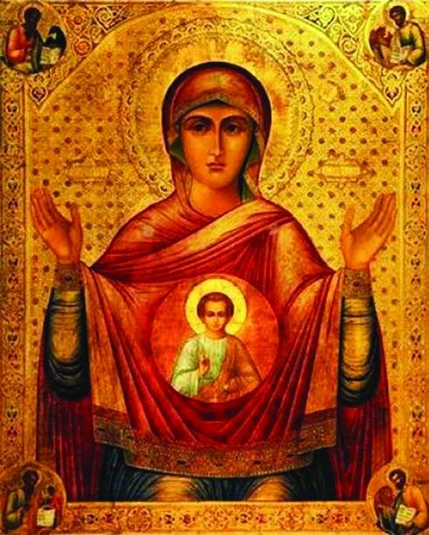 Narození Páně. Síla Božského ženského principu Bohorodičky