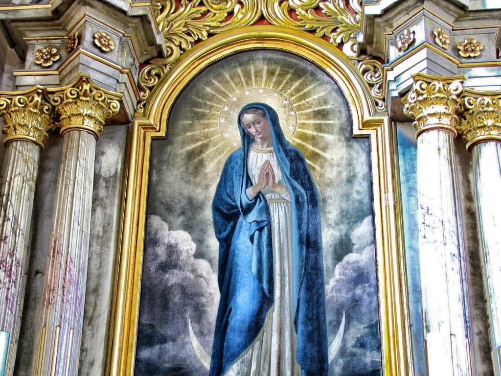 Milovaná Mária