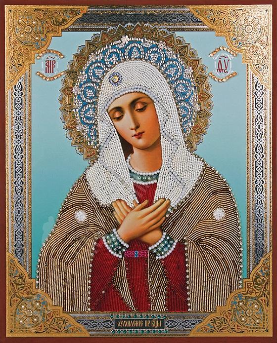 Panna Maria: božská Láska, Boho Rodička