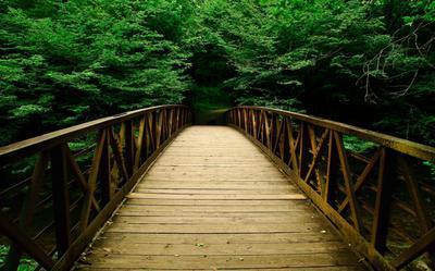 ČINVAT: Most vedoucí přes propast