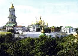 Jak se dostat do Kyjevo-Pečerské Lávry