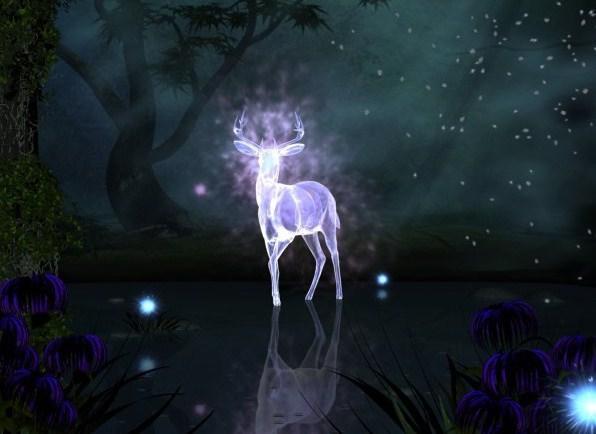 Příběh o stříbrném jelenovi a nejkrásnějších očích