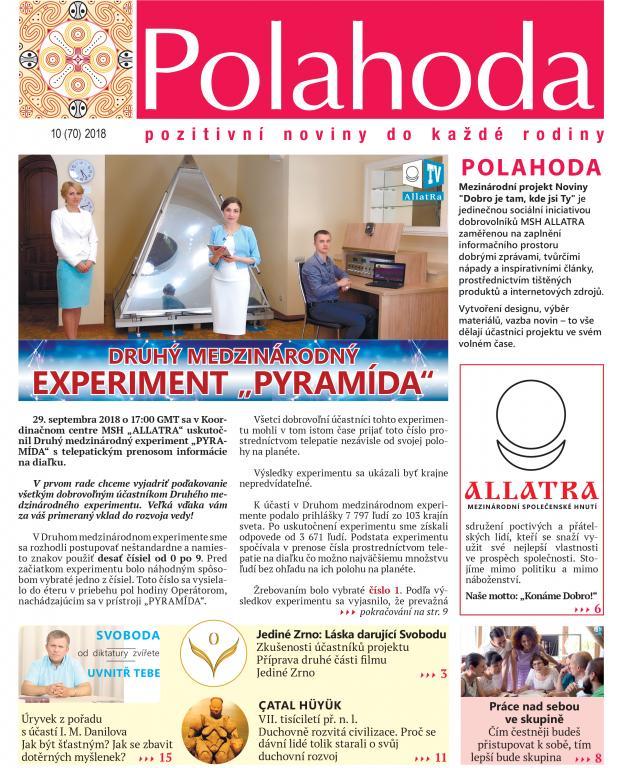 Polahoda 10/2018