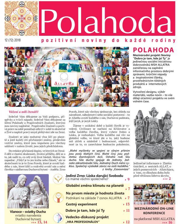 Polahoda 12/2018
