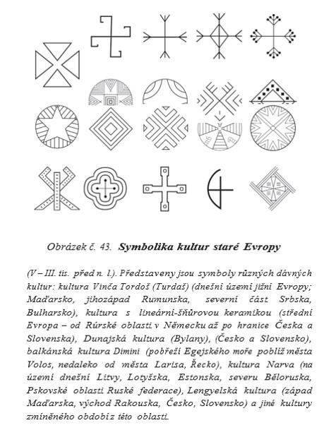 Symbolika kultur staré Evropy